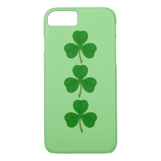 Shamrock Trio iPhone 8/7 Case