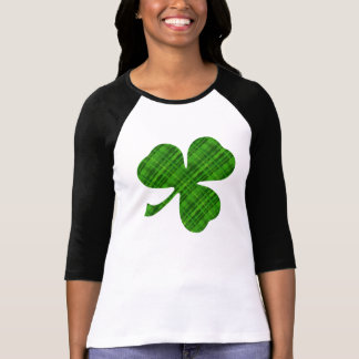 Shamrock Women's Bella 3/4 Sleeve Raglan T-Shirt