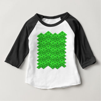 Shamrocks Baby T-Shirt