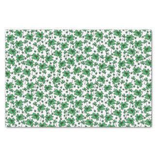 Shamrocks Clover Pattern Tissue Paper