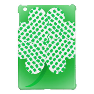 Shamrocks iPad Mini Covers