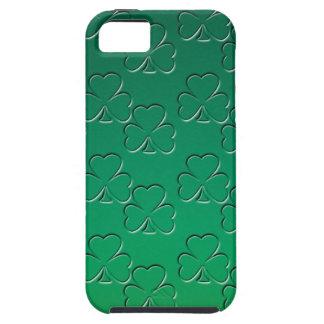 Shamrocks iPhone 5 Cover