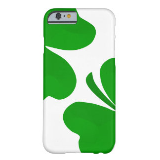 Shamrocks irlandais coque iPhone 6 barely there