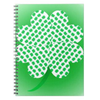Shamrocks Notebooks