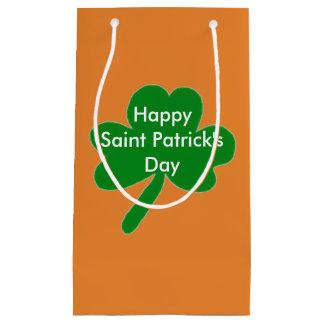 Shamrocks Saint Patrick's Day Gift Bags