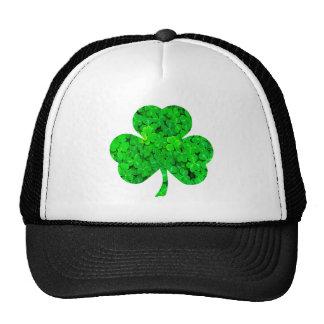Shamrocks Shamrock St Patricks Day Trucker Hat
