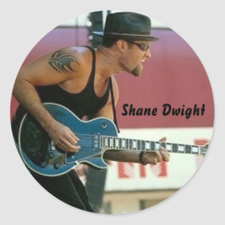 Shane Dwight Stickers