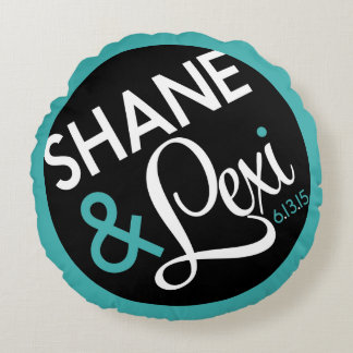 Shane & Lexi's B'nai Mitzvah Pillow