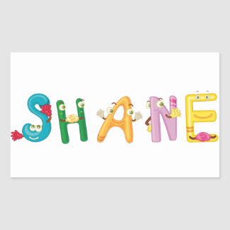Shane Sticker