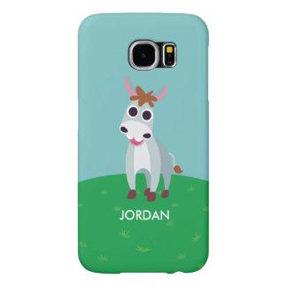 Shane the Donkey Samsung Galaxy S6 Case