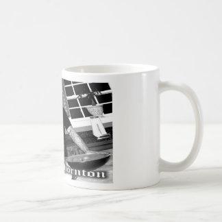 Shane Thornton with name Classic White Coffee Mug