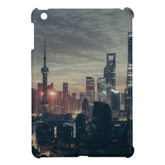 Shanghai by Night iPad Mini Cases