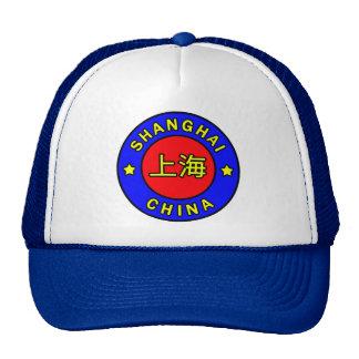 Shanghai China hat