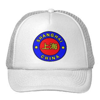 Shanghai China Trucker Hat