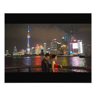 Shanghai Dreams Photo Print