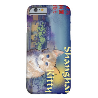 Shanghai Kitty Barely There iPhone 6 Case