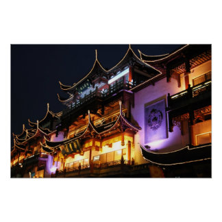 Shanghai Nights Poster