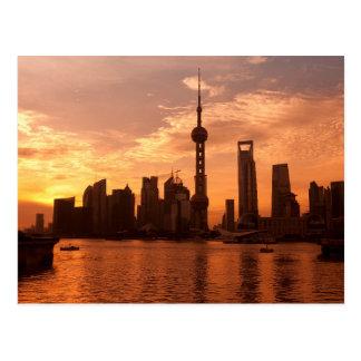 Shanghai Postcard