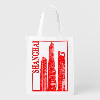 Shanghai Reusable Grocery Bag