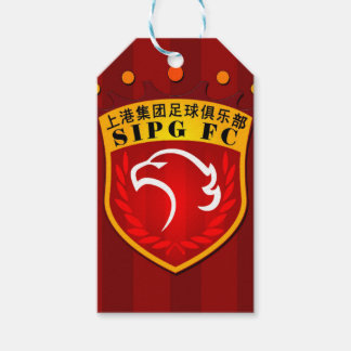 Shanghai SIPG F.C. Gift Tags