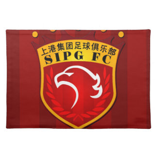 Shanghai SIPG F.C. Placemat