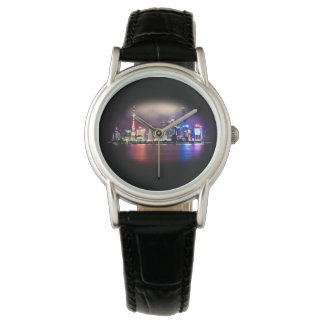 Shanghai Skyline unisex watch