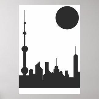Shanghai Sunshine Poster