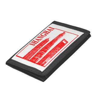 Shanghai Tri-fold Wallet