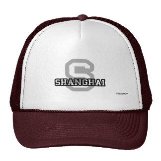 Shanghai Trucker Hat