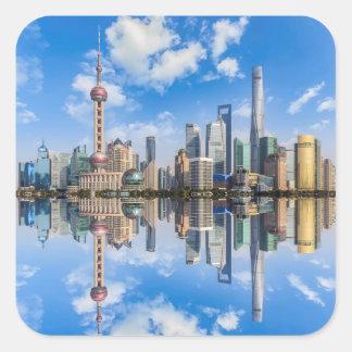 Shanghai Waterfront stickers