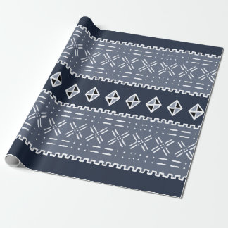 Shango Tribal Wrapping Paper