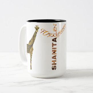 Shanita Two-Tone Coffee Mug