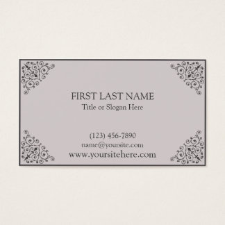 Shannon Business Card