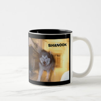 SHANOOK Two-Tone COFFEE MUG