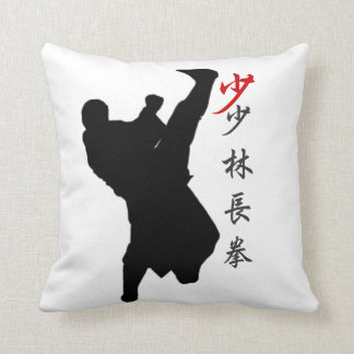 Shao Lin Long Fist Boxing Pillow