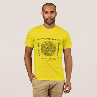Shaolin T-Shirt for Men - Gold