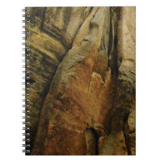 shape and form of rock notebook