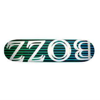 Shape BOZZco. Model: classic1 (ref.18) Skate Board Decks