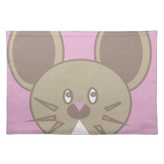 Shape Made Mouse Placemat
