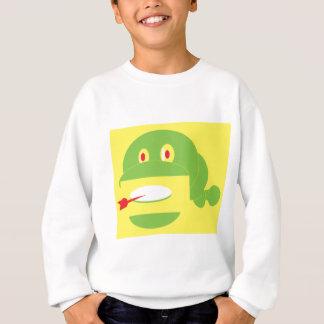 Shape Made Snake Sweatshirt