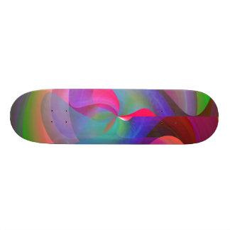 Shape Shifting Skate Board
