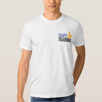 Shape Up Mens Fitted T-shirts