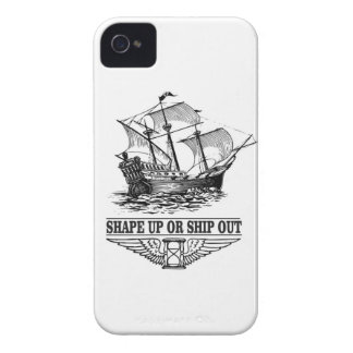 shape up or ship out iPhone 4 cases