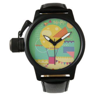 Shapes Design Watch
