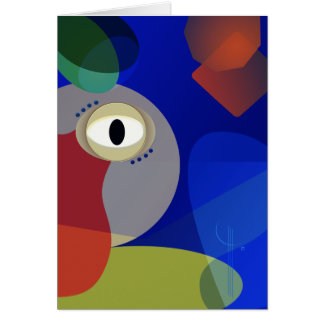 Shapes n Patterns Card