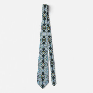 Shapes of Abstract Symmetry Tie