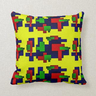 Shapes on a cushion