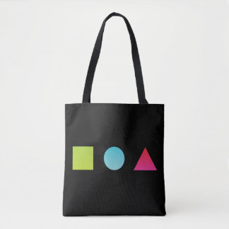 Shapes Tote Bag