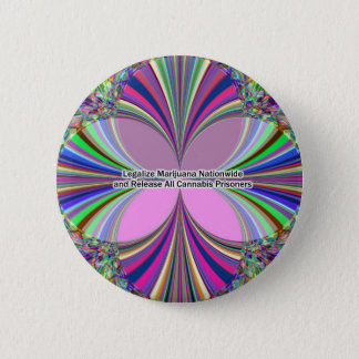 shapeshifter in 3d 2 inch round button