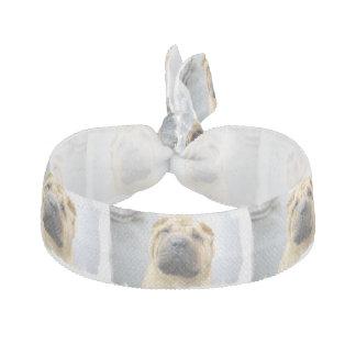 Shar Pei Dog Hair Tie
